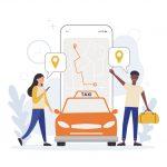 Uber - like app